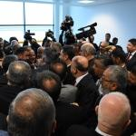 Ordu'da AK Parti adayı Güler'e çoşkulu karşılama