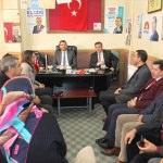 Keban AK Parti İlçe Başkanlığı için temayül yoklaması