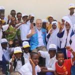 Deniz Fenerinden Somalili yetimler için eğitim külliyesi