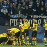 Ruhr derbisinde gülen Dortmund!
