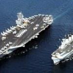 ABD'den İran Körfezi hamlesi! Uçak gemisi yolladı