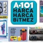 A101 13 Aralık aktüel ürünler yarın satışta! Yıl sonuna özel indirimli ürünler...