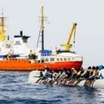 Avrupa başardı! Mültecileri kurtaran gemi kalmadı