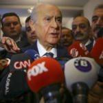 Bahçeli'den 'Meclis Başkanlığı' açıklaması!