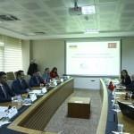 KOSGEB'ten Azeri partnerine tecrübe paylaşımı