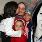 Kocası cezaevine girince çocuklarını bırakıp kaçtı