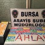 "Bursa'da ""tombala"" operasyonu"