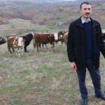 İŞKUR desteğiyle çiftlik kurdu, patron oldu