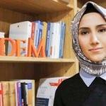 KADEM Başkan Yardımcısı Bayraktar: Aileyi güçlendirmeliyiz