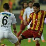 Malatyaspor Akhisar'dan kaçamadı