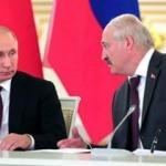 Putin ve Lukaşenko'dan canlı yayaında pazarlık