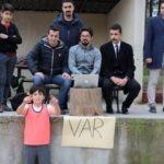 Okul futbol turnuvasında VAR kullanıldı!