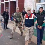 Yakalanan terör örgütü PKK/PYD üyesi tutuklandı
