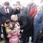 AK Parti Belediye Başkan Adayı Takva'nın ilçe ziyaretleri