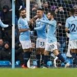 Cenk Tosun oynamadı, City Everton'ı rahat geçti