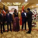 Kenya Milli Günü resepsiyonu