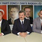 AK Parti Zonguldak Belediye Başkan adayı Alan: