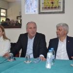 CHP'li İnce, İstanbul adaylığı için sandık isteğini yineledi
