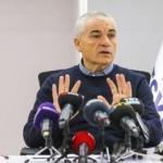 Beşiktaş açıklaması: Seve seve çalışırım