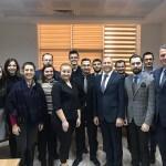 Genç Avukatlar Meclisi Başkanlığı seçimi yapıldı