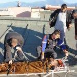 Osmaniye Devlet Hastanesinde tatbikat
