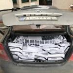 Van'da 16 bin 390 paket kaçak sigara ele geçirildi