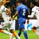 Galatasaray Avrupa'da yoluna devam etti!