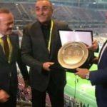 Galatasaray'dan Rizespor başkanına sert tepki