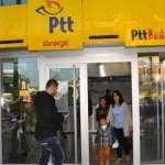 Hazine PTT'deki hisselerini Varlık Fonu'na devretti