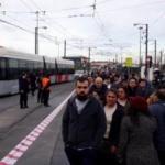 İstanbul'da korkutan kaza! Tramvaylar çarpıştı!