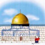 Kudüs için çizdiler