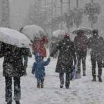Meteoroloji'den 32 il için kar uyarısı