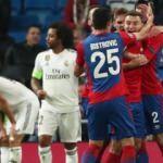 Real karşısındaki tarihi skor CSKA'ya yetmedi!