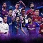 UEFA yılın 11'i adaylarını açıkladı