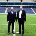 Yanal, Comolli ile birlikte Ülker Stadı'nda!