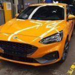 Yeni Ford Focus ST ilk kez yüzünü gösterdi