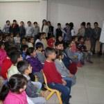 Malkara'da sağlıklı beslenme semineri verildi