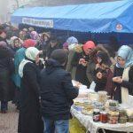 Kütahya'da Yemen yararına kermes düzenlendi