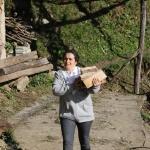 Buzlupınar köyünün 3 yabancı dil bilen muhtar adayı
