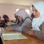 72 yaşından sonra Kur'an okumayı öğreniyor