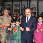 """Çanakkale Savaşı'nın """"hatıraları"""" Hakkari'de sergileniyor"""