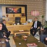Vali Kadir Çakır, Yerköy'ü ziyaret etti