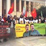 Yunanistan sokaklarında PKK skandalı!