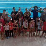 Uşak Gençlik Kulübü'nün yüzme başarısı