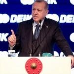 Cumhurbaşkanı Erdoğan: 170 milyar dolara geldik