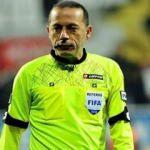 UEFA'dan Cüneyt Çakır'a zorlu görev