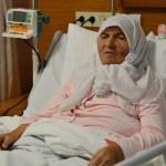 Böbrek nakliyle 84 yaşında sağlığına kavuştu