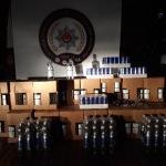 Denizli'de sahte içki operasyonu