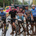 Üniversiteler Arası 2. Dağ Bisikleti Yarışı sona erdi