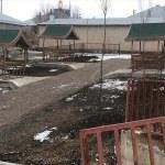 Saray'da tarihi Kerhiz Çeşmesi restore edildi